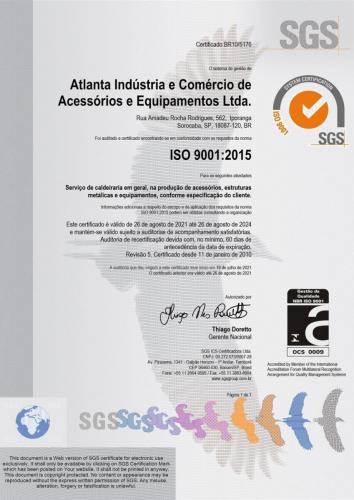 certificadoISO9001